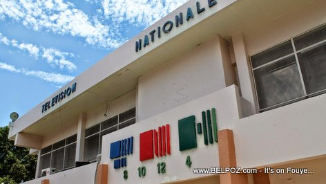 PHOTO: Television National d'Haiti (TNH)