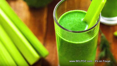 Did you know: Pure Celery Juice has unique regenerating and healing properties
