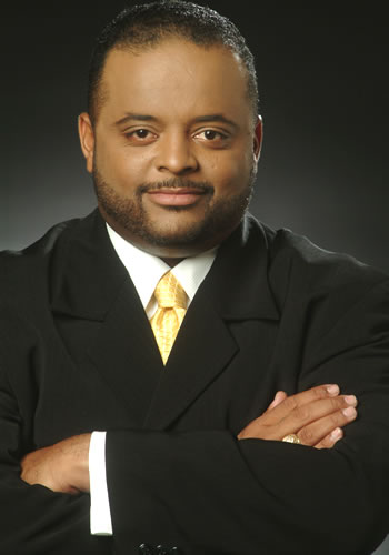 Roland S. Martin - Is He Haitian???
