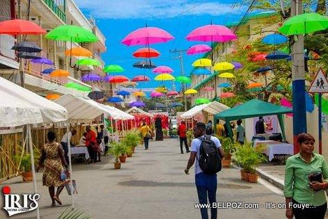 Okap lakayan'm bèl! Cap-Haitien Haiti in living color!