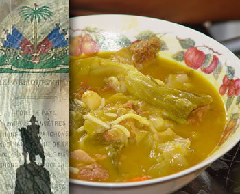Soup Joumou A Symbol Of Haitian Independence Day L Union Suite