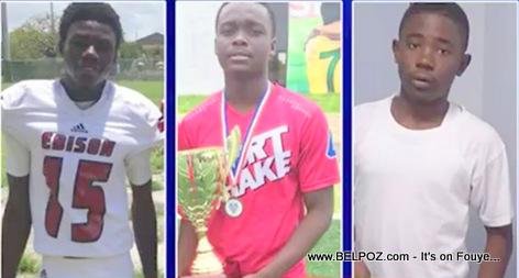 Little Haiti youth soccer team members killed in crash