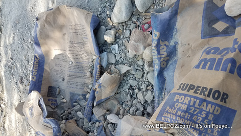 Santo Domingo Portland Cement - Sold in Haiti