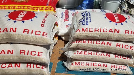 American Rice in Haiti: Once upon a time Haiti was self-sufficient in producing rice