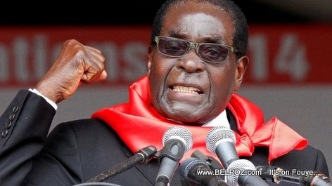 PHOTO: Robert Mugabe - Former President of Zimbabwe