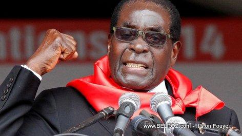 PHOTO: Robert Mugabe - Former President of Zimbabwe
