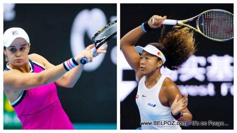 Naomi Osaka vs Ashleigh Barty - China Open