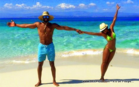 Dwyane Wade and Gabrielle Union in Haiti