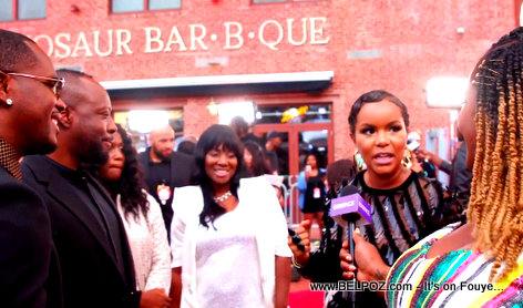 ESSENCE interviews Wyclef Jean and LeToya Luckett (Destiny's Child) at the 2019 MTV Video Music Awards