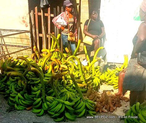Bannann Miske Haiti