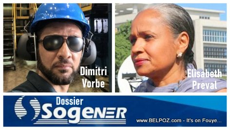 Dimitri Vorbe, Elisabeth Delatour Preval - Dossier Sogener
