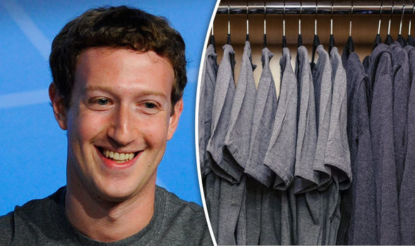 Would a Haitian dare to dress like Mark Zuckerberg everyday?