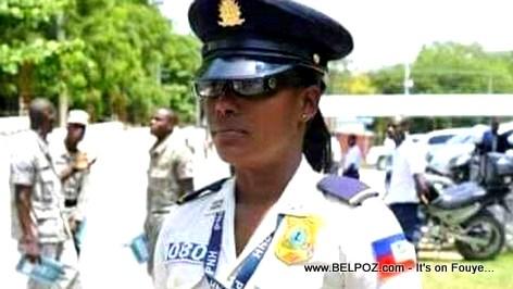 Yanick Joseph - Haiti Police SPNH