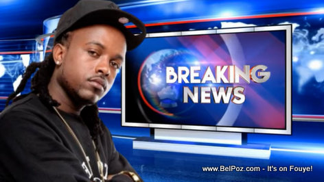 Haitian rapper IZOLAN arrested by police