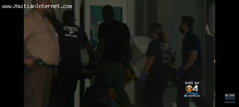 Haiti First Lady Martine Moise taken to Jackson Memorial Hospital in South Florida