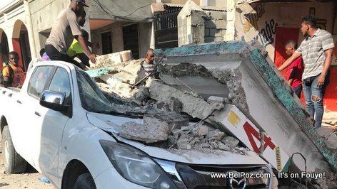 Haiti Earthquake 2021 - First Photos