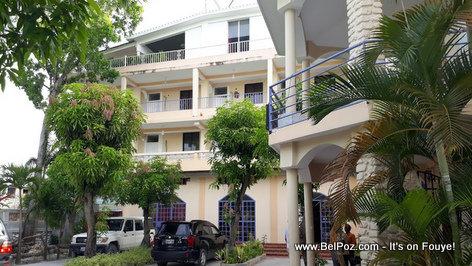 Hotel Le manguier - Les Cayes Haiti
