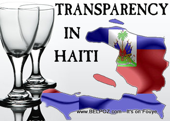 Transparency in Haiti