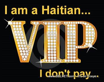 Haitian VIP Pass