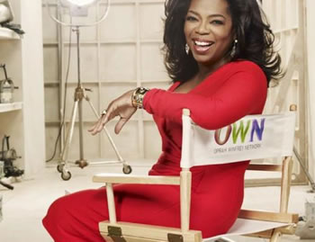 Oprah Travel to Haiti