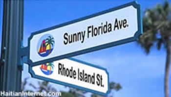 Rhodes Island Street, Sunny Florida Avenue