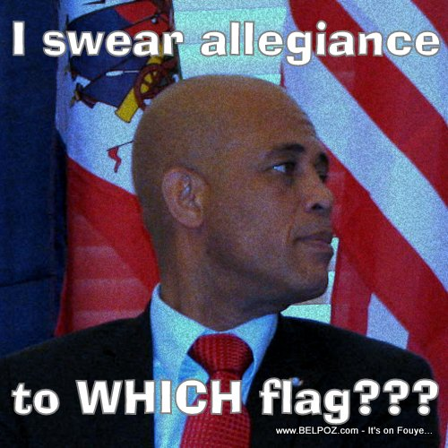 Is Haiti President Michel Martelly An American Citizen Or Not?