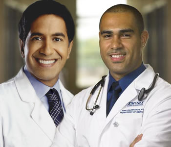 David Malebranche and Sanjay Gupta