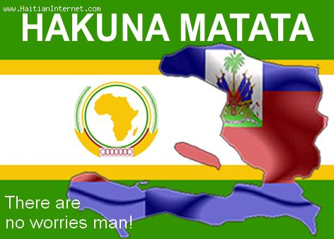 Haiti In The African Union