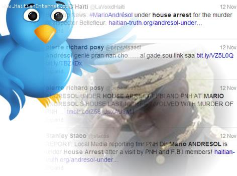 Mario Andresol Rumors On Twitter - Under House Arrest?
