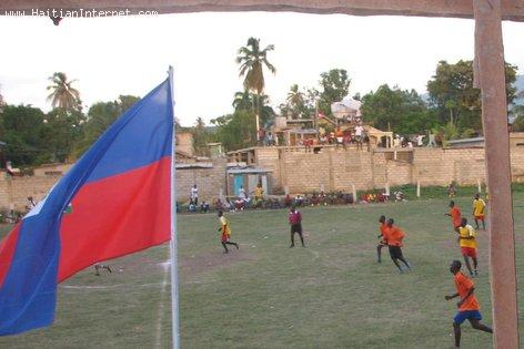 Football in Haiti