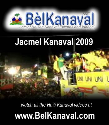 Kanaval Jakmel 2009