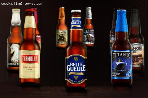 Beer in Canada - Links To Haiti