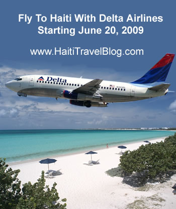 Delta Airline Flight To Haiti