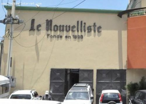 Le Nouvelliste - Daily Newspaper in Haiti