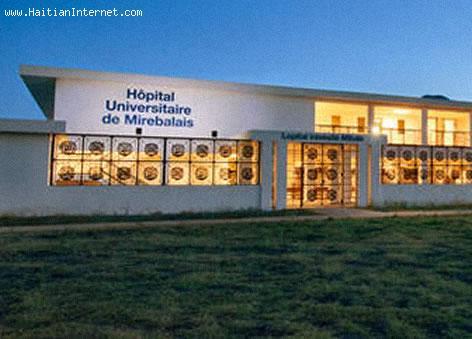Hopital Universitaire De Mirebalais - Haiti