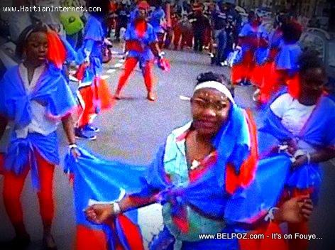 Haiti Carnaval dans les Rues de Paris - Mai 2013