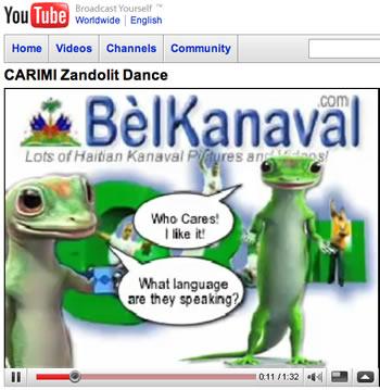 Carimi Zandolit Video