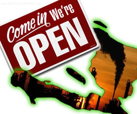 Haiti - Open For Business