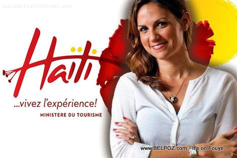 Stephanie Villedrouin - Haiti Minister of Tourism