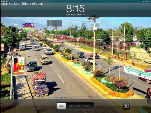 Beautiful Haiti picture - My iPad Background