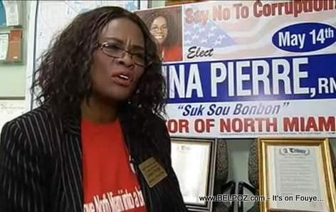 Anna Pierre - Mayoral Candiate Endorsed by Jesus Christ