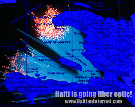 Haiti Fiber Optic