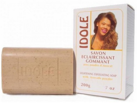 Savon Idole, Haitian women use it a lot