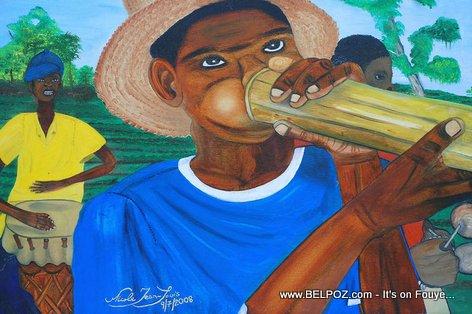 Haitian Music - Bann RARA