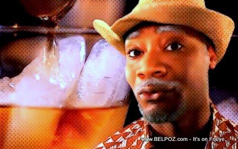 Tonton Bicha in a Haiti Rum Commercial