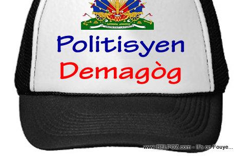 Politisyen Haitien Se Demagog