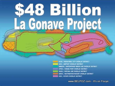 48 billion dollar la gonave project