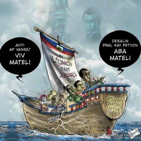VIV Martelly - ABA Martelly