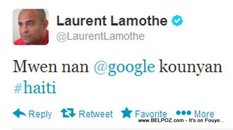 Laurent lamonthe tweet inside Google headerquarters in Silicon Valley