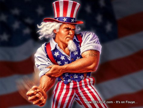 Uncle Sam - The U.S. Government